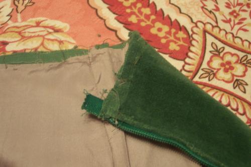 Vintage Skirt Waistband Alteration Tutorial The Red Velvet Shoe