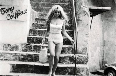 Brigitte bardot straw bag