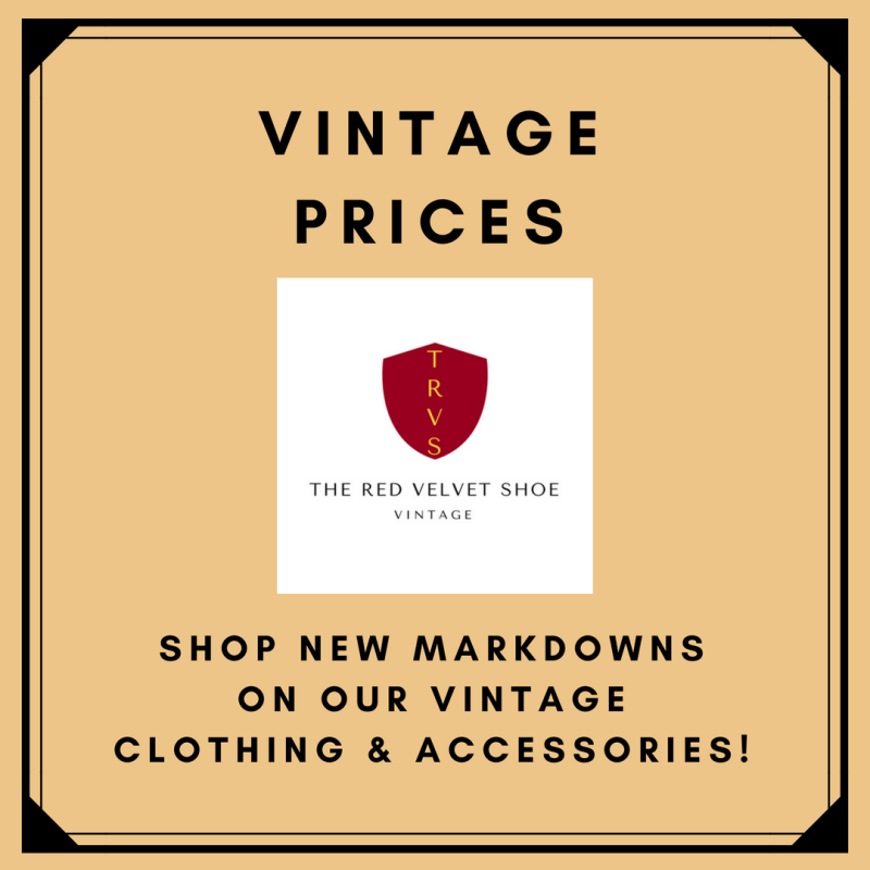 Vintage Prices Markdown ad