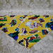 Vintage retro Jantzen novelty road trip travel las vegas palm springs kerchief head scarf  (3)